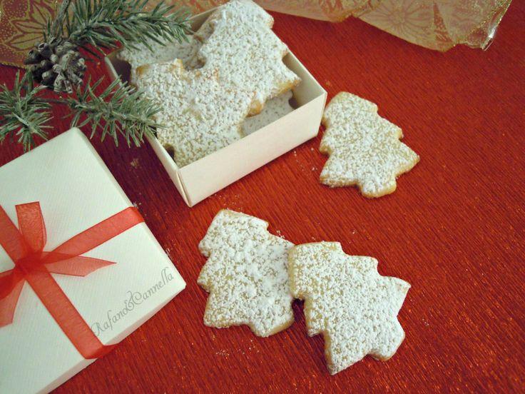 Biscotti di pasta sablée