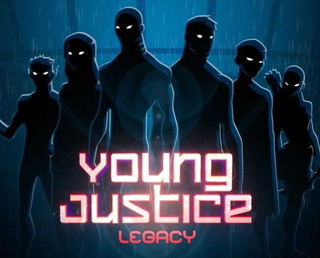 Young Justice: Legacy comes out in 2013 and Nightwing will be in in Injustice: Gods Among Us also in 2013.