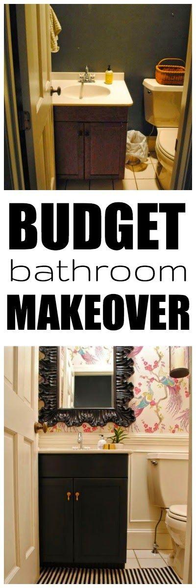 top 25 best bathrooms on a budget ideas on pinterest budget bathroom remodel budget bathroom makeovers and basement bathroom ideas
