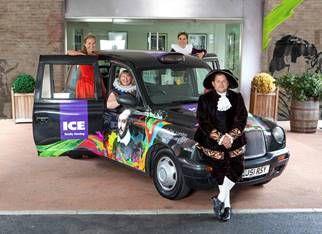 Ice: nuova campagna pubblicitaria tra Shakespeare e Banksy