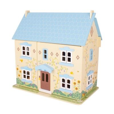 Bigjigs+Dockhus+Sunflower+Cottage
