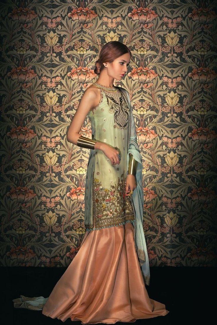 437 besten Pakistani Sharara Bilder auf Pinterest | Farbe Handwerk