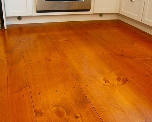 Extra Wide Pine Flooring Stonewood Products