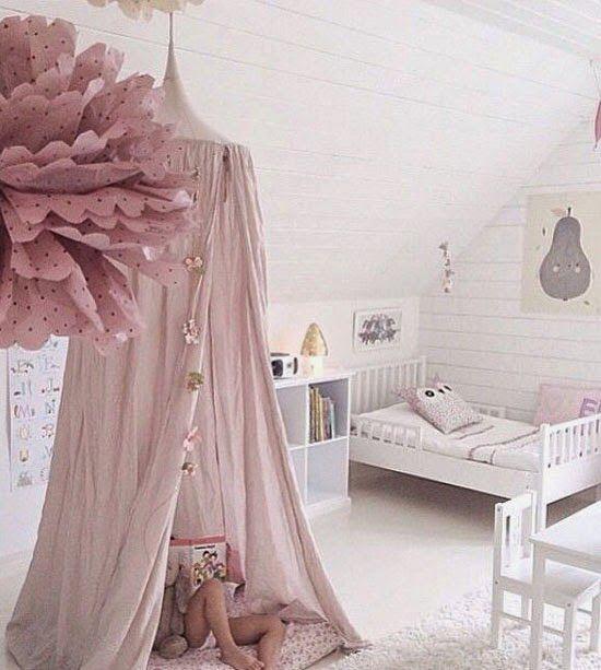 I really want this numero 74 canopy for Frayas room