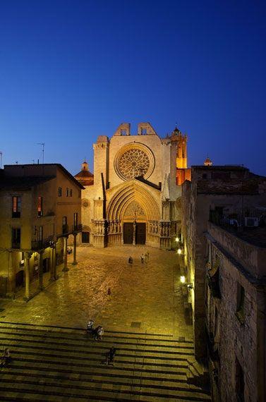 Tarragona! Really pretty in the summer