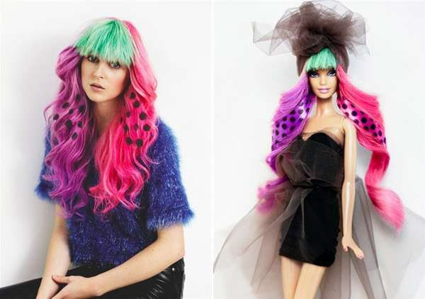 Multi Hair Color Styles: Best 25+ Multicolored Hair Ideas On Pinterest