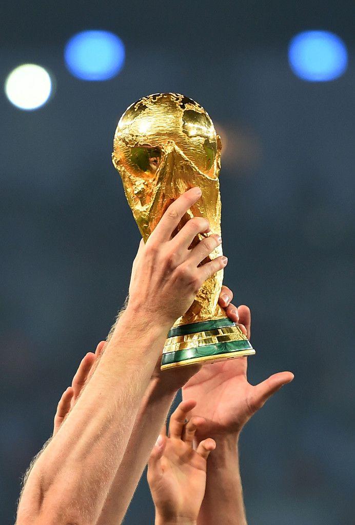 El equipo de Argentina jugó en el partido del copa del Mundo.