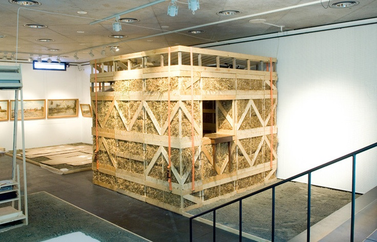 Brinta House, at Industrious|Artefacts: The evolution of crafts by the brilliant Jurgen Bey Rianne Makkink.