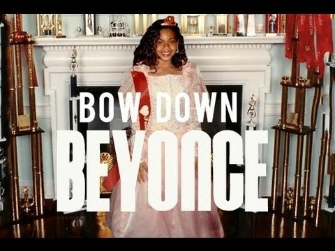 Lyrics containing the term: beyonce