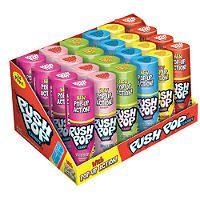 Push Pop Assorted Flavors - 24 ct. - Sam's Club - $.44