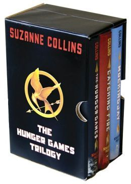 The Hunger Games Trilogy Boxed Set- Hunger Games is definitely the best of the trilogy, but once you start you can't stop.