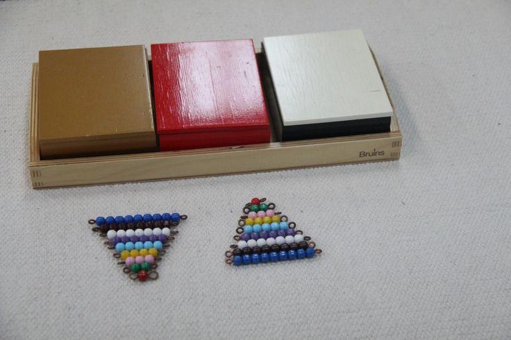 Montessori Math Addition Snake Game