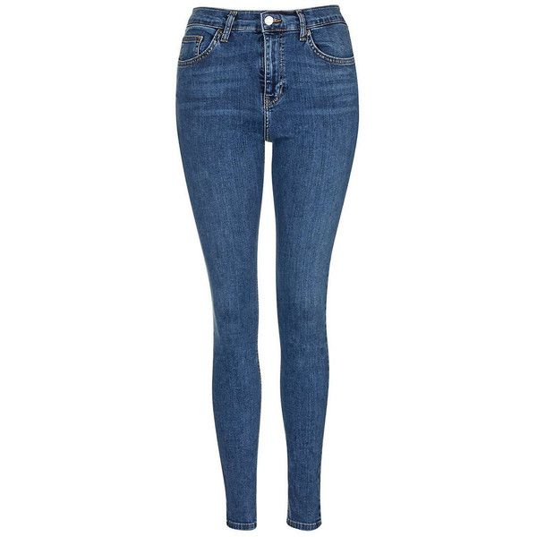 Femme | Femme | Moto Ripped Jamie Jeans | La Baie D'Hudson ($85) ❤ liked on Polyvore featuring jeans, destructed jeans, destroyed jeans, blue jeans, torn jeans and distressed jeans