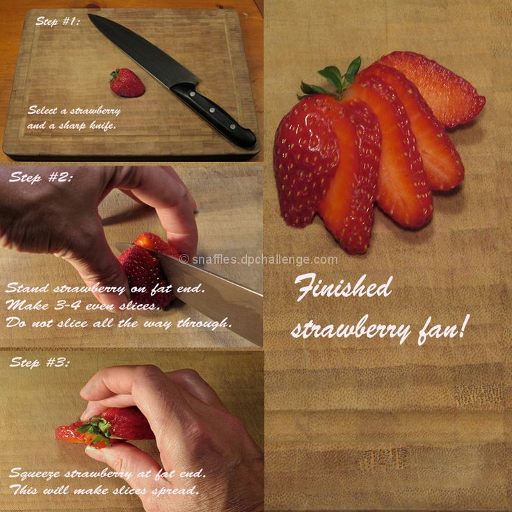 Chocolet And Strawberry Cake