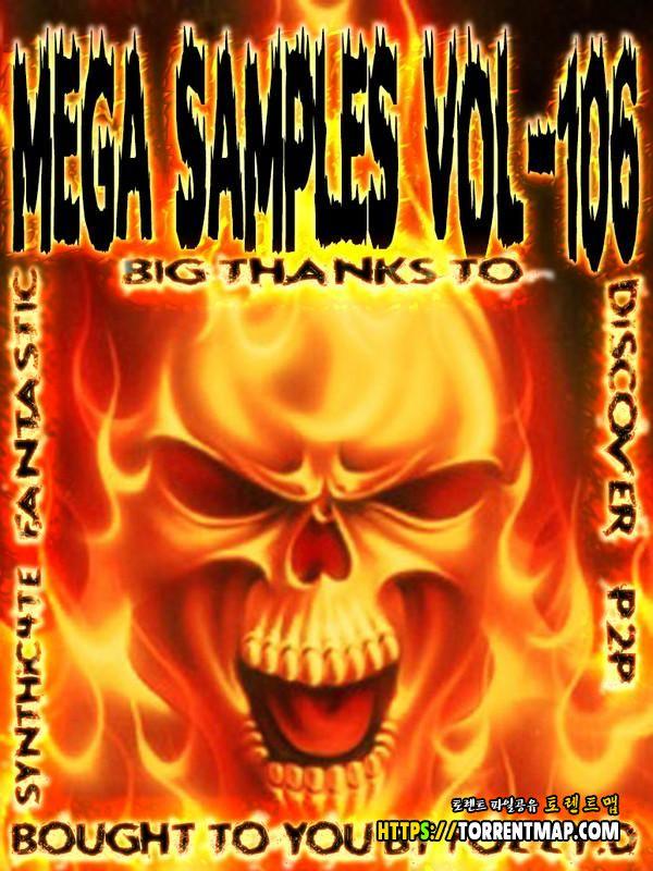 MEGA SAMPLES VOL-106 PC MAC | Music hxxp - 2019 | Pumpkin