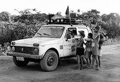 Expedição Brasil-Central 2000 Formosa do Rio Preto, Bahia - Brasil.