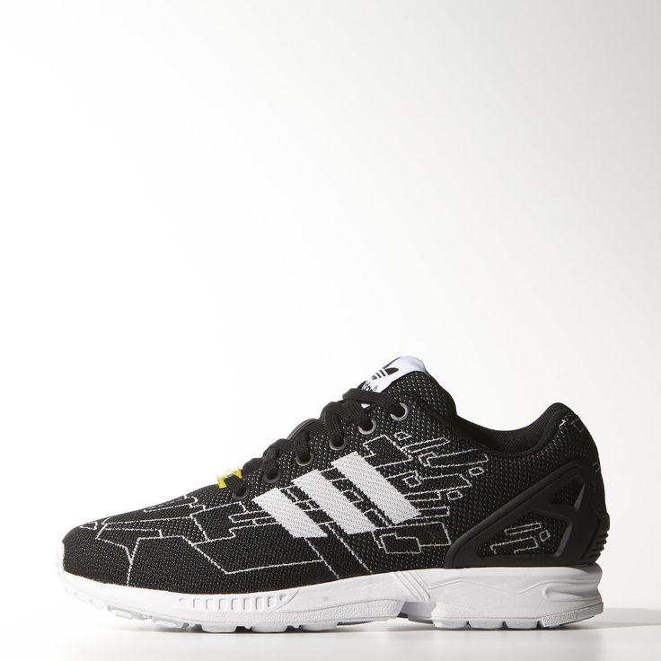 men's adidas white zx flux weave trainers on biggest losers nyse