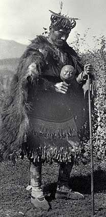 Shaman  Haida