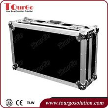 Tourgo Multi-Functional ABS CD Storage Case Deluxe CD Case Holds 100 Jewel CDs