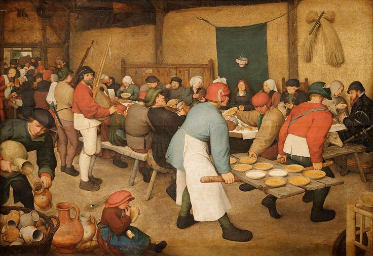 Le repas de noce Pieter Brueghel l'Ancien.jpg