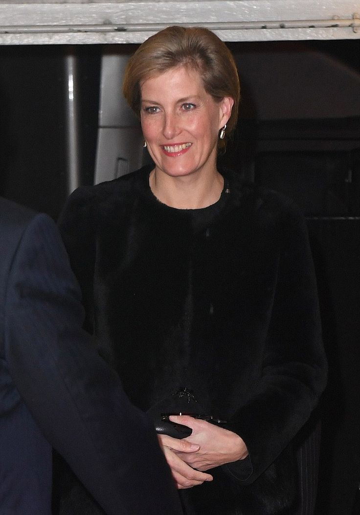 Sophie, Countess of Wessex attends the annual Royal Festival of Remembrance at the Royal Albert Hall on November 12, 2016 in London, England.