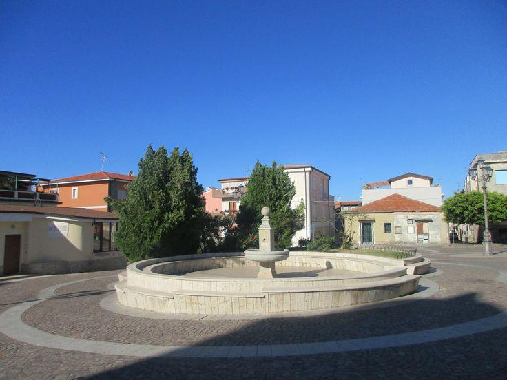 Kašna v Briaticu - Kalábrie - Itálie