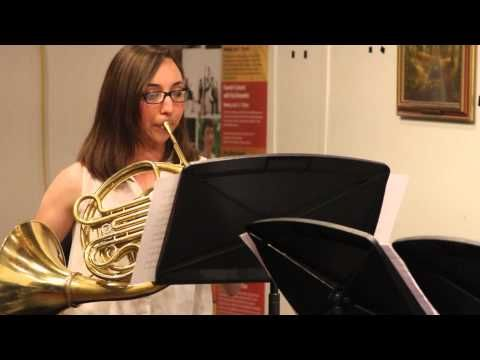 """The LMC Faculty Brass Quintet - """"Stars and Stripes Forever"""" 