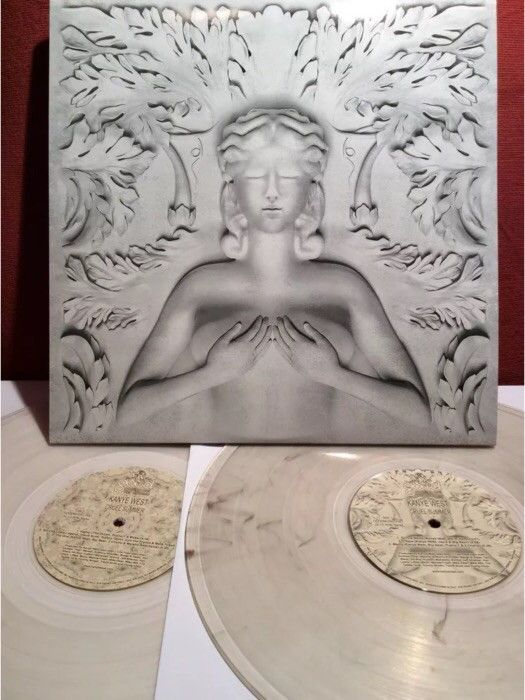 Kanye West - Cruel Summer (Good Music Album)