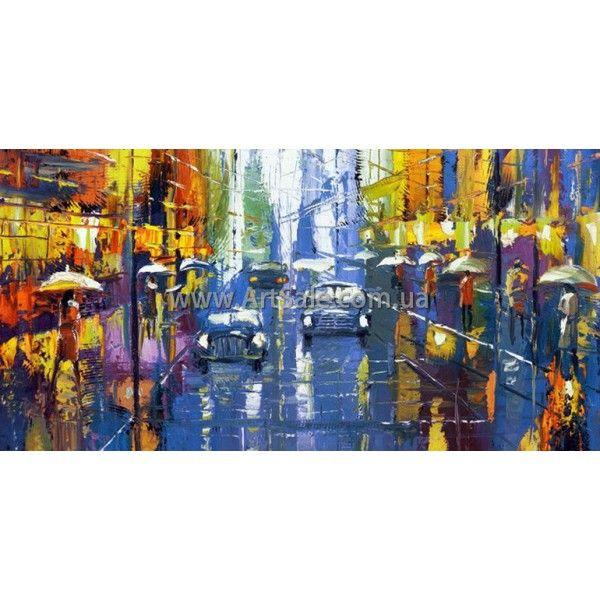 ГОРОДСКОЙ ПЕЙЗАЖ, Городские пейзажи картины, городской пейзаж живопись, городской пейзаж маслом, современный пейзаж, городские картины, городской пейзаж купить