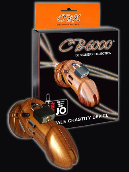 CB-6000 Chastity Designer Collection | AsscCode | Free Delivery