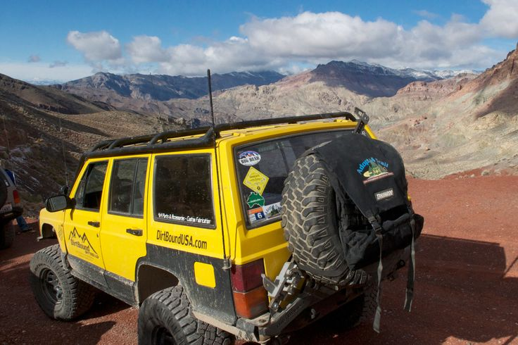 DirtBound's XJ Reminds Us What A Jeep Cherokee Can Be! - Off Road Xtreme
