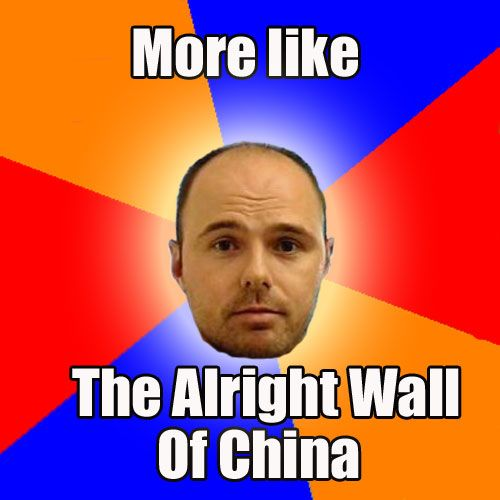 "An Idiot Abroad (""Watch it, it's funny""): Giggle, Funny Stuff, Funnies, Karl Pilkington, Hilarious, Idiot Abroad, Smile, China"
