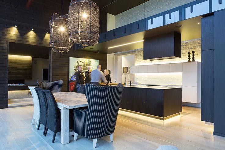National Finalist 2014 ADNZ | Resene Architectural Design Awards - Designed by Noel Jessop from Noel Jessop Architecture #ADNZ #architecture #livingrooms