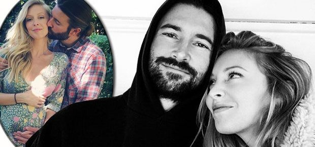 Brandon and Leah Jenner are expecting their first child.