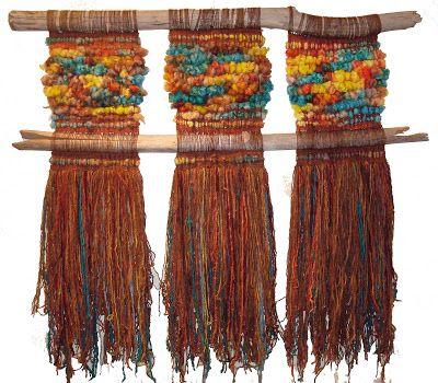 Arte Textil Marianne Werkmeister: Río Petrohue
