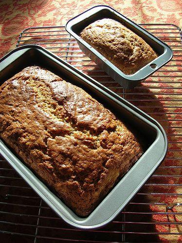 sugar free banana bread. no sugar, no alternative sweetener, no artificial sweeteners.