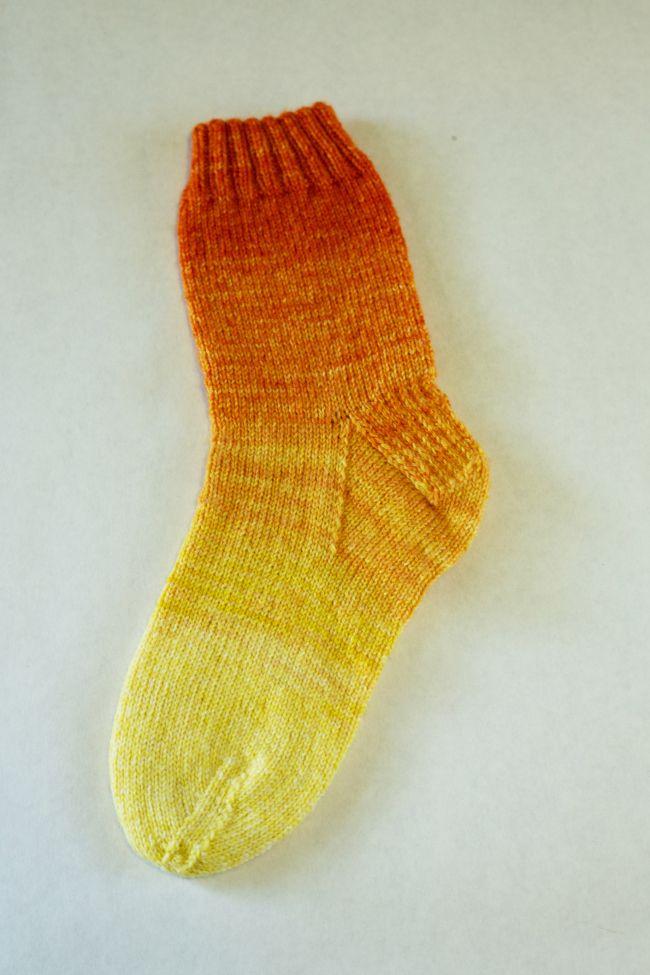 Crochet Patterns Using Sock Yarn : Using Gradients: Socks Sock, Patterns and Yarns