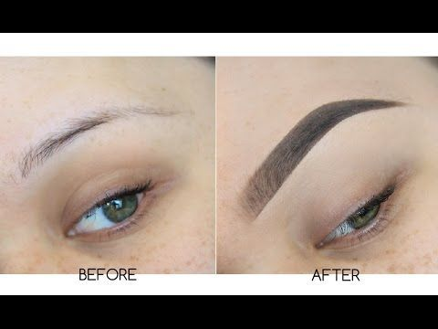 Updated Eyebrow Routine | Instagram Eyebrows Tutorial | Step by Step - YouTube