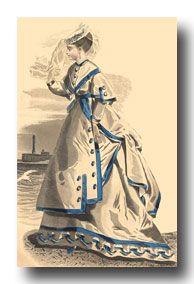 Viktorianska klänningar - 5