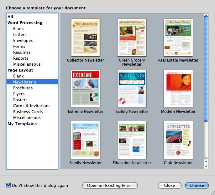 MailChimp Newsletter template layout ideas Sixthman Saltiness - free newsletter templates for microsoft word 2007