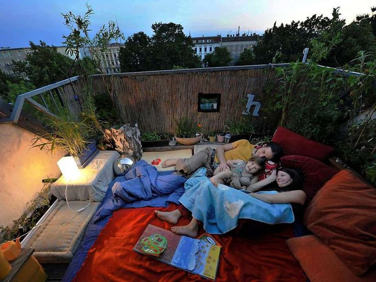 41 Besten Balkon Und Terrassen Ideen Bilder Auf Pinterest
