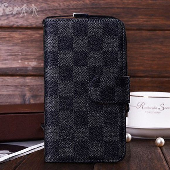 iPhone 6 Plus (5.5) - New Genuine Leather Wallet - #6