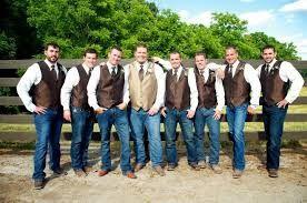 groomsmen in jeans - Google Search