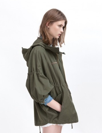 Zara TRF New LookbookYou Trf, Style, Summer Jackets, Shorts Parkas, Parkas Fashion, Colors Jackets, Jackets Coats, Denim Shorts, Zaratrfjune2012Lookbook8 Jpg