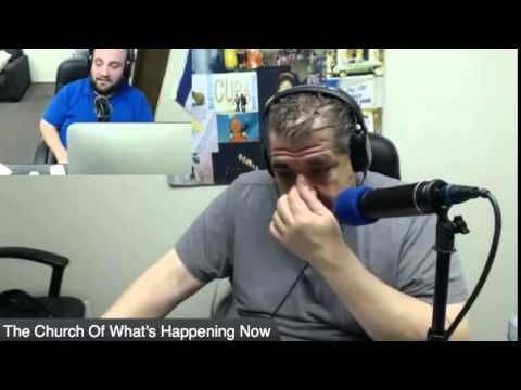 Joey Diaz has most real moment on podcast ever.