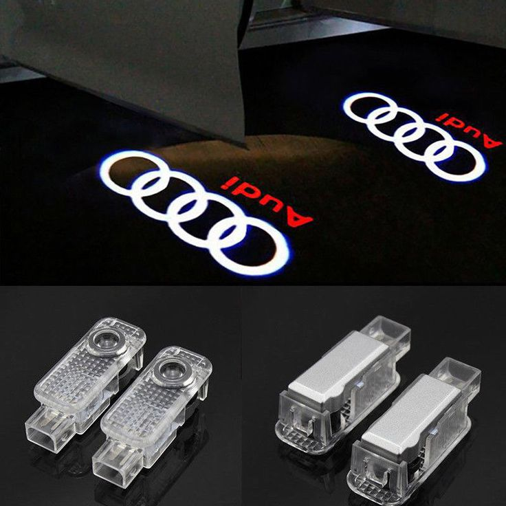nice Awesome 2x LED Logo Light Shadow Projector Car Door Courtesy Laser For Audi A4 A6 A8 Q5 2018 Check more at http://24carshop.com/cars-gallery/awesome-2x-led-logo-light-shadow-projector-car-door-courtesy-laser-for-audi-a4-a6-a8-q5-2018/