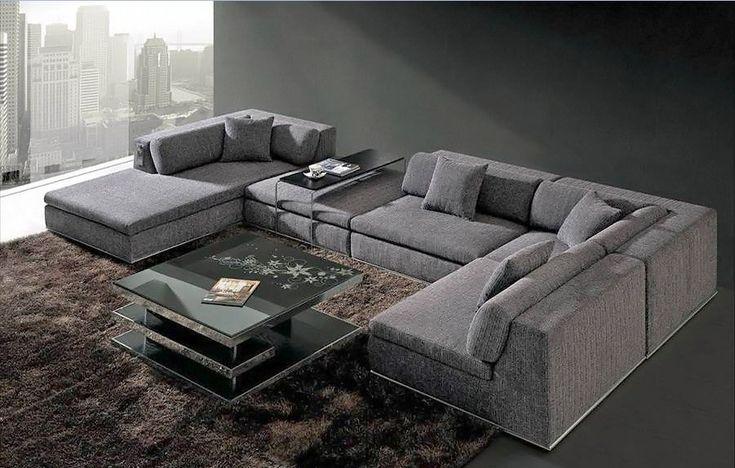 25 Best Ideas About U Shaped Sofa On Pinterest U Shaped