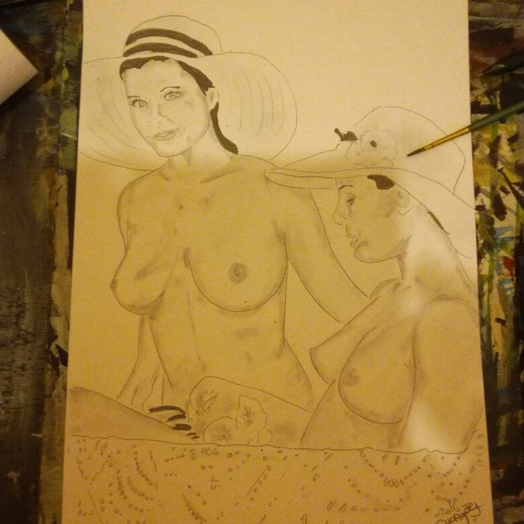 Third drawing of today A4 #art #artist  #fineart  #eroticart #sexy #pencil #drawing #erotic #sex