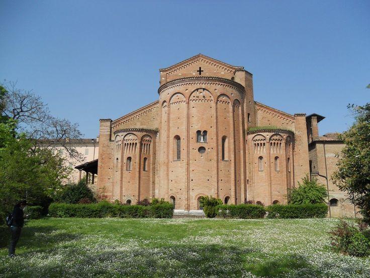 Abbazia di Nonantola (Nonantola Abbey),... | Italian Landscapes - Paesaggi d'Italia