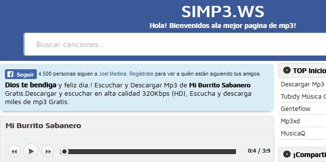 Descargar MP3 Mi Burrito Sabanero 2017 Gratis - Simp3.Ws